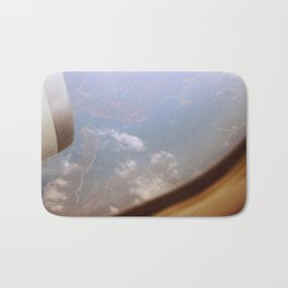 flight Bath Mat