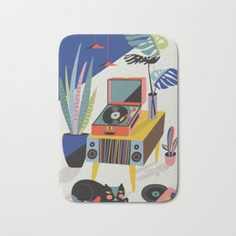 Chill out Saturday Bath Mat