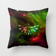Zelda Triforce  Throw Pillow