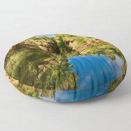 Desert Oasis Floor Pillow