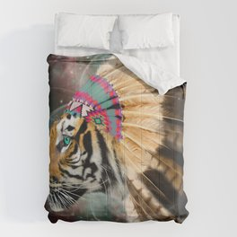 Fight For What You Love (Chief of Dreams: Tiger) Tribe Series Comforters