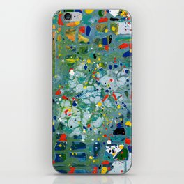The Noise Inside iPhone Skin