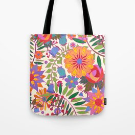 Just Flowers Lite Tote Bag
