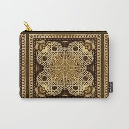 Golden Door ornament by Lika Ramati Carry-All Pouch