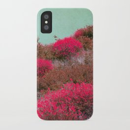the hill iPhone Case