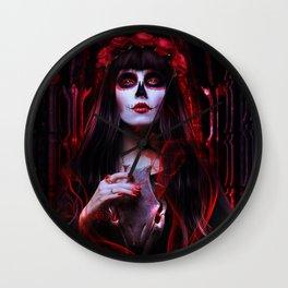 Dark Spirits Wall Clock