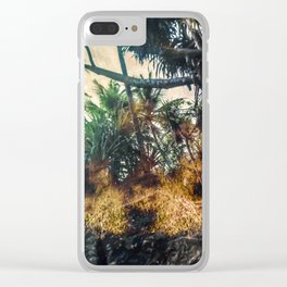 Tree Lanka Clear iPhone Case