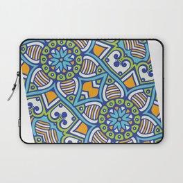 Mandala Geometrico Laptop Sleeve