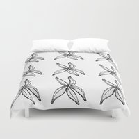 starfish Duvet Covers featuring Starfish by ATheroux