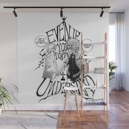 Right By Your Side Wall Mural