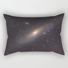 The Andromeda Galaxy Rectangular Pillow
