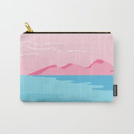 Sweetness - memphis landscape west coast socal vacation 80s style retro 1980's Carry-All Pouch