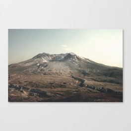 Mt. St. Helens Canvas Print