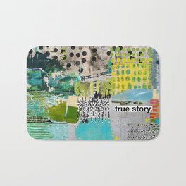 True Story Bath Mat