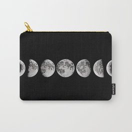 Moon Phases Illustration Carry-All Pouch