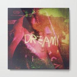 Dream Tag, No 1 Metal Print
