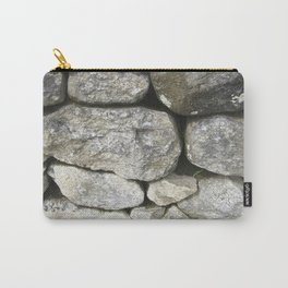 Stone wall Carry-All Pouch