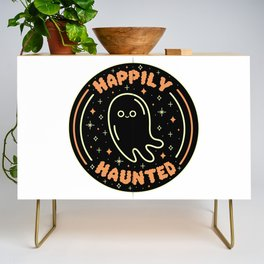 Happily Haunted Credenza