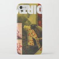 dirty dancing iPhone & iPod Cases featuring Dirty by Molly Halligan