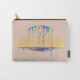 SATURATED SUNRISE Carry-All Pouch