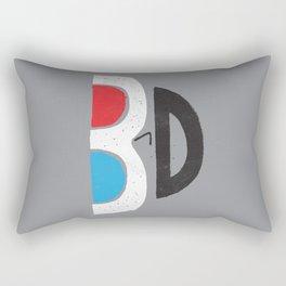I Like It 3D Rectangular Pillow