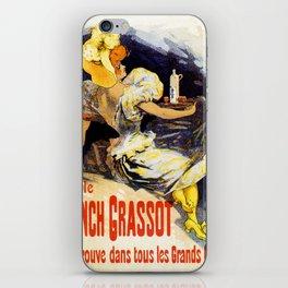 Punch Grassot 1895 iPhone Skin