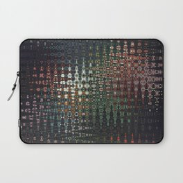 Botanical abstract Laptop Sleeve