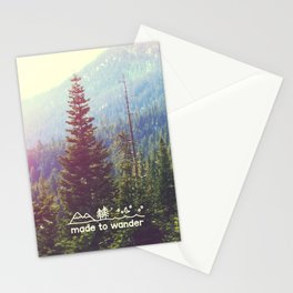 Discontented Tree Stationery Cards