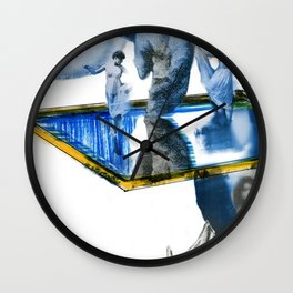 Dreams and Visions Wall Clock
