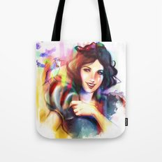 A Smile and a Song Tote Bag