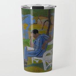Poet Travel Mug