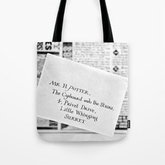 Mail for Harry Potter Tote Bag