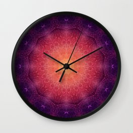 Magic place Wall Clock
