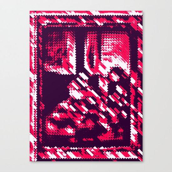 dyaxynnl Canvas Print