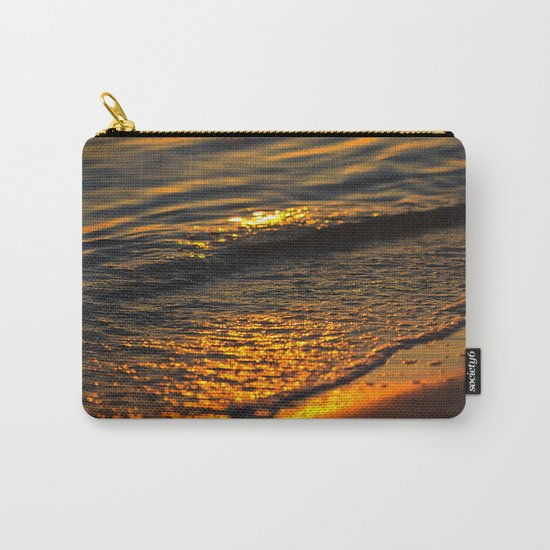 Gold Waters Carry-All Pouch
