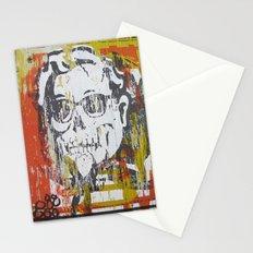 Skull Sanders Distress Stationery Cards