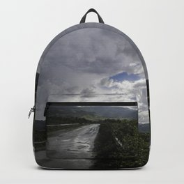 After the storm II - on the road Backpack