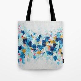 Elemental Azure Tote Bag