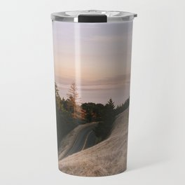 Mt. Tamalpais Sunset Travel Mug