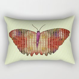 Butterfly two Rectangular Pillow