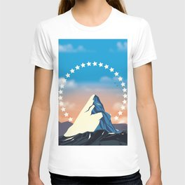 Movie Mountain T-shirt