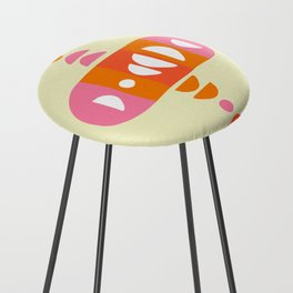 Storm Calka Sixties Counter Stool