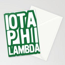 Iota Phi Lambda Stationery Cards
