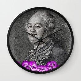 Cool Story King Louis XVI Wall Clock