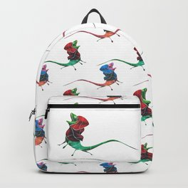 Frill-necked Lizard Backpack