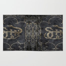 Book of Sin Rug