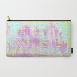abstract pastell  Carry-All Pouch