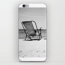 Beach Life - Gone Swimming iPhone Skin