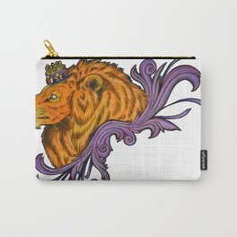 King Lion Carry-All Pouch