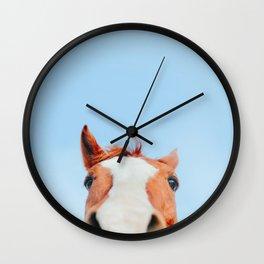 Hello. Wall Clock